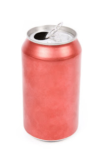 open blank soda can6636619